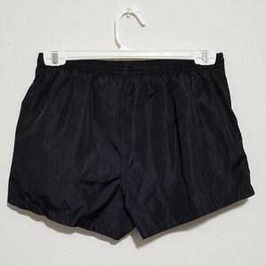 Zara Swim - Zara Man XL Solid Black Short Swimming Shorts